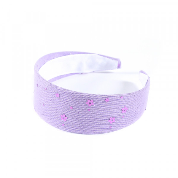 LOLO HEADBANDS  PURPLE    ACCESSORIES - HAIR ITEMS