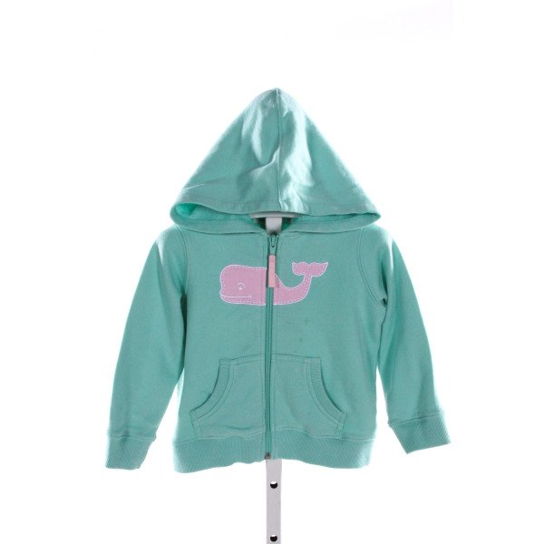 VINEYARD VINES  MINT   EMBROIDERED OUTERWEAR