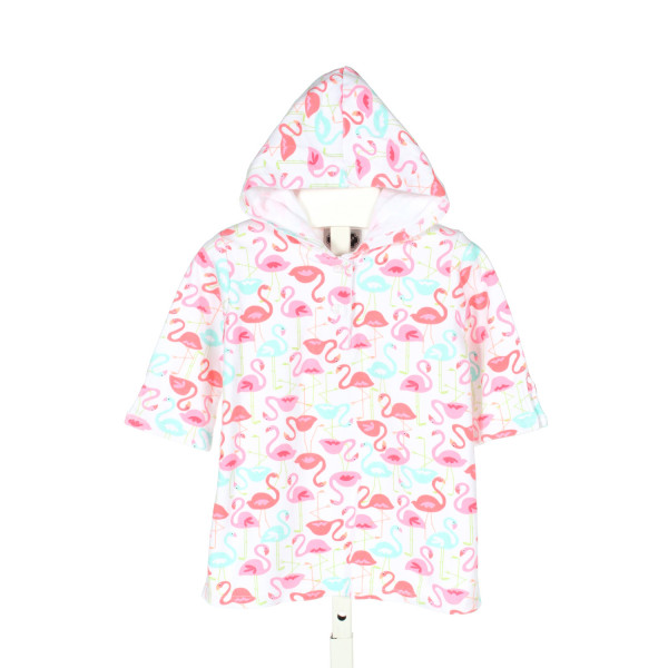 MUD PIE  MULTI-COLOR   PRINTED DESIGN COVER UP