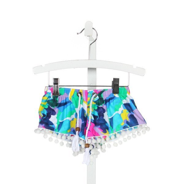 SNAPPER ROCK  MULTI-COLOR   PRINTED DESIGN SHORTS
