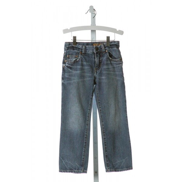 CREWCUTS  BLUE DENIM   PANTS