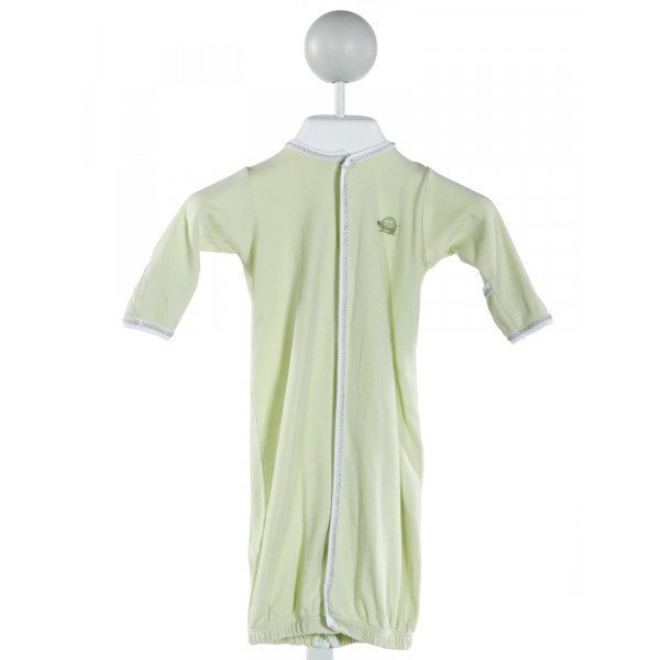MAGNOLIA BABY  LT GREEN   EMBROIDERED LAYETTE