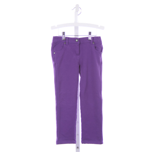 HANNA ANDERSSON PURPLE JEGGINGS