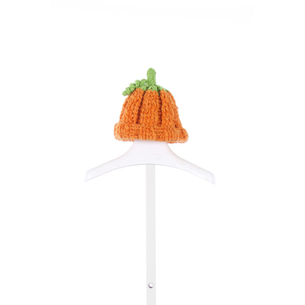 DAYLEE DESIGN PUMPKIN HAT *SIZE 0-6 MONTH