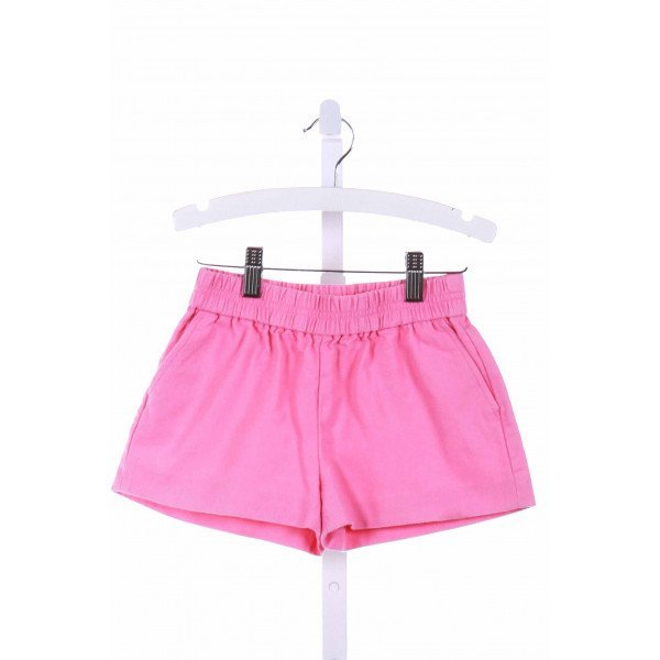 CREWCUTS FACTORY  PINK    SHORTS