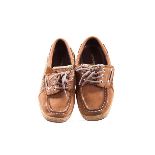 SPERRY TAN LOAFERS TODDLER SIZE 10.5 *VGUC (LIGHT WEAR)