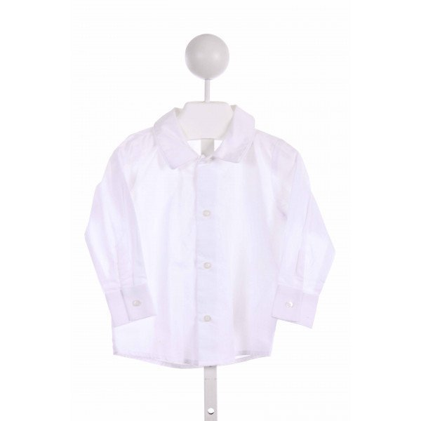 IMP  WHITE    CLOTH LS SHIRT