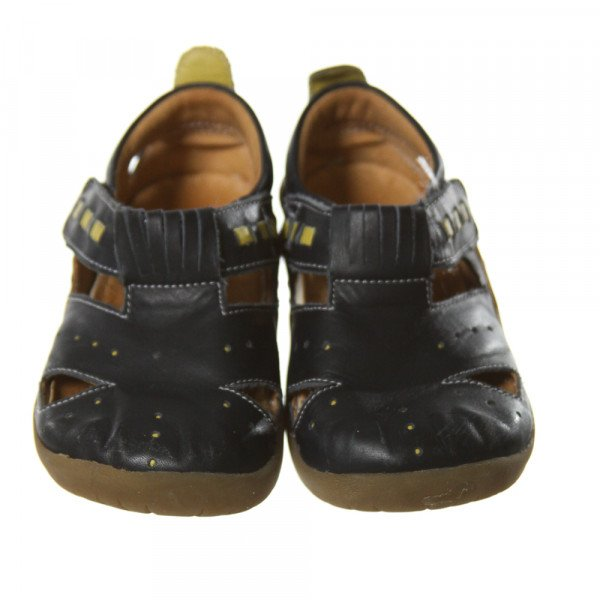 LIVIE & LUCA NAVY BLUE SHOES *SIZE TODDLER 9, VGU - VERY MINOR SCUFFING AND WEAR