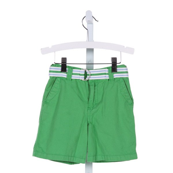 KITESTRINGS  LT GREEN    SHORTS