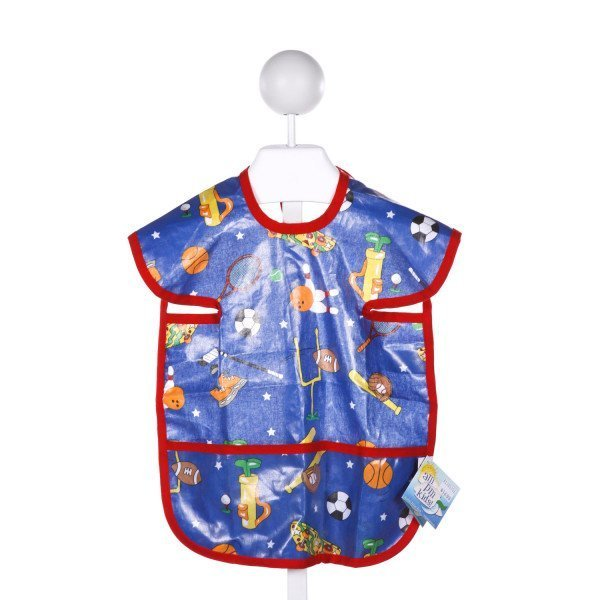 AM PM KIDS  MULTI-COLOR   PRINTED DESIGN BIB