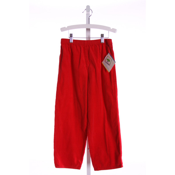 MULBERRIBUSH  RED CORDUROY   PANTS
