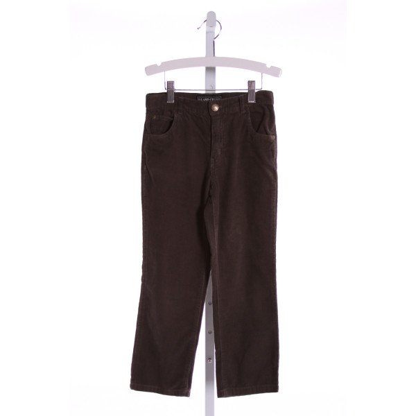 E-LAND  GRAY CORDUROY   PANTS