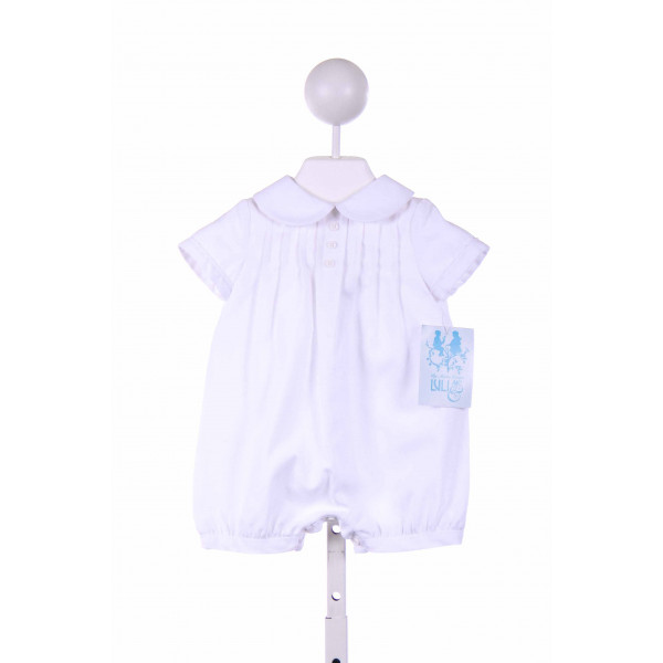 LULI & ME  WHITE SHORTALL