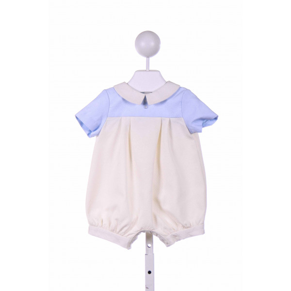 LULI & ME  CREAM    SHORTALL