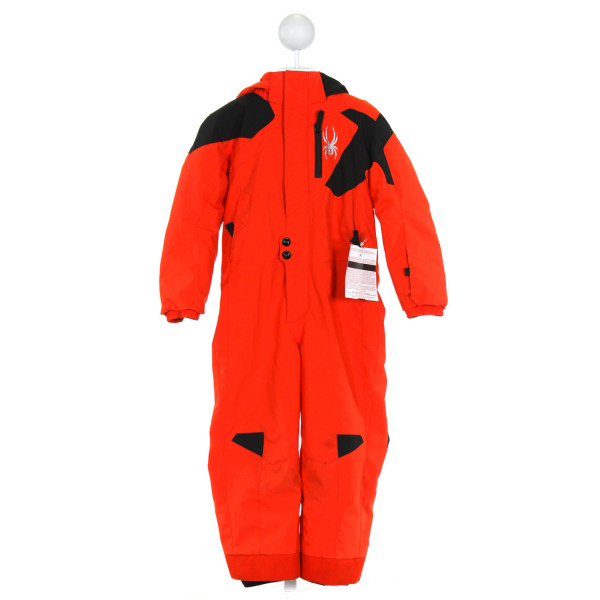 SPYDER  ORANGE    OUTERWEAR (H)