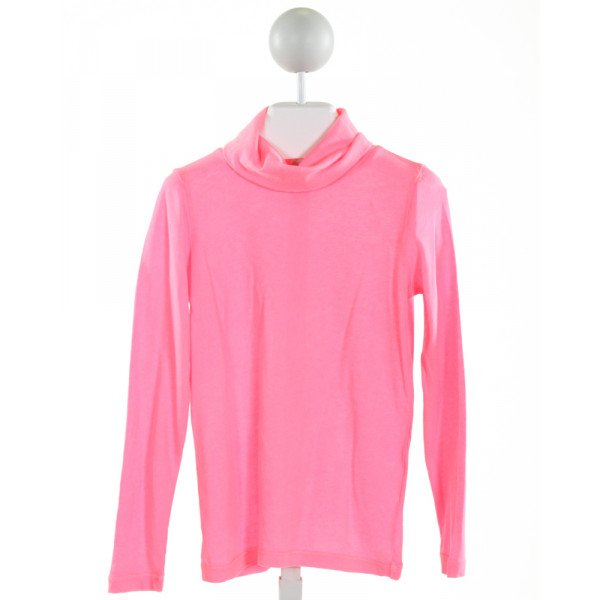 CREWCUTS  PINK    KNIT LS SHIRT