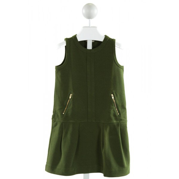 CREWCUTS  GREEN    DRESS