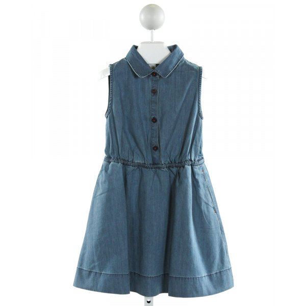 JOHNNIE-B  LT BLUE    DRESS
