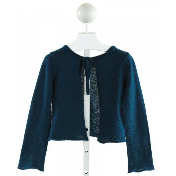 BONPOINT  BLUE    CARDIGAN