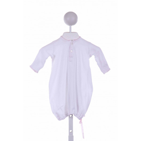 PATY, INC  WHITE KNIT   LAYETTE