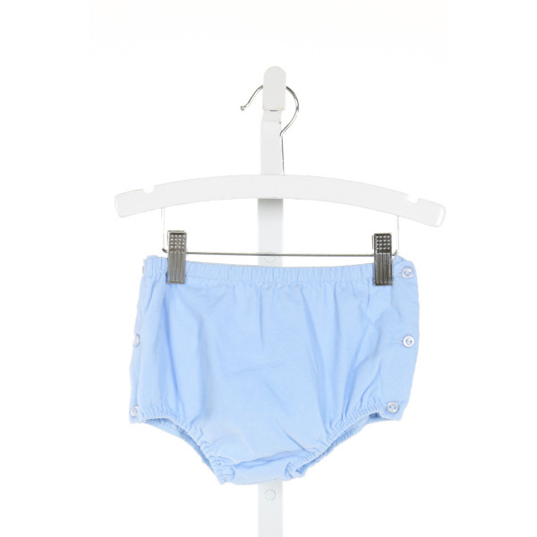 LITTLE ENGLISH  LT BLUE CORDUROY   BLOOMERS