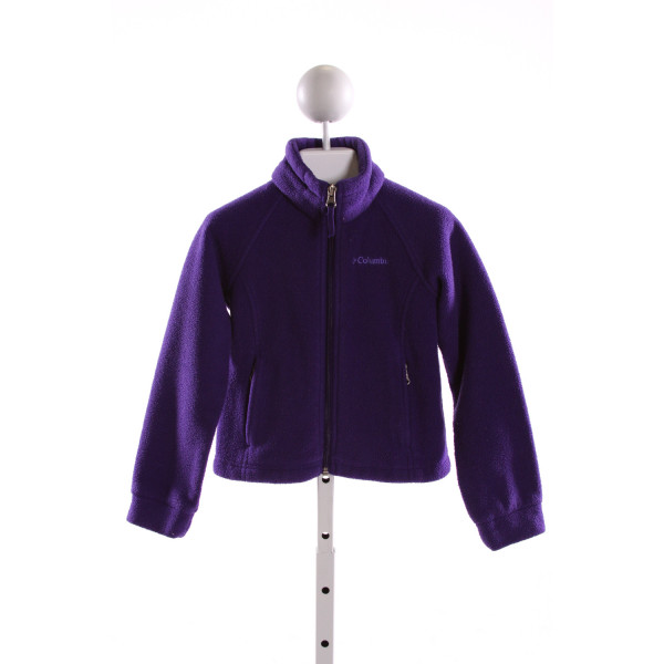 COLUMBIA  PURPLE    OUTERWEAR