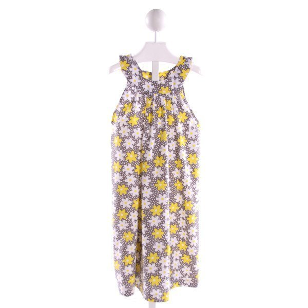 AMANDA REMEMBERED  MULTI-COLOR  POLKA DOT PRINTED DESIGN DRESS