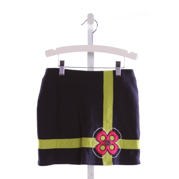 HARTSTRINGS  MULTI-COLOR   EMBROIDERED SKORT