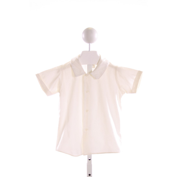 IMP  IVORY    CLOTH SS SHIRT