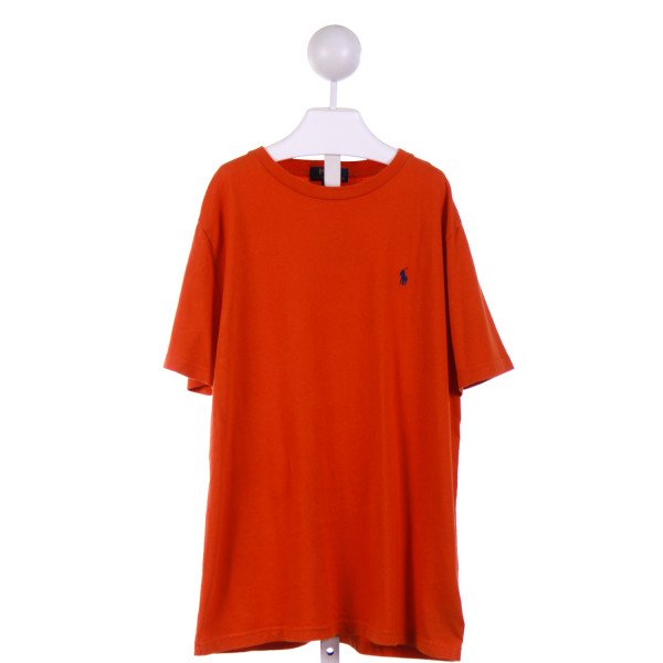 POLO BY RALPH LAUREN  ORANGE    TSHIRT