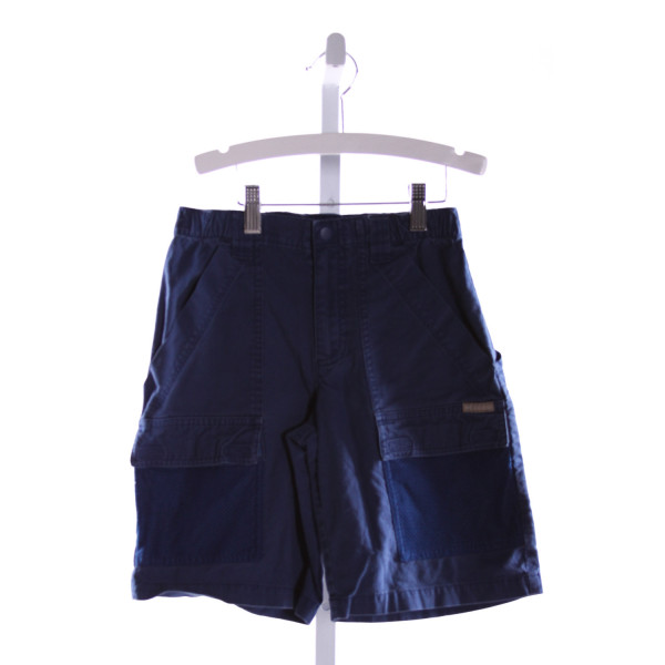 COLUMBIA  NAVY    SHORTS
