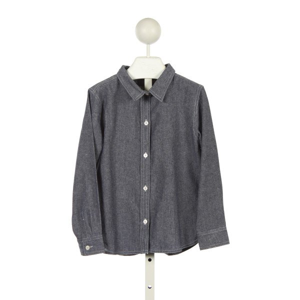 OLIVE JUICE DENIM SHIRT
