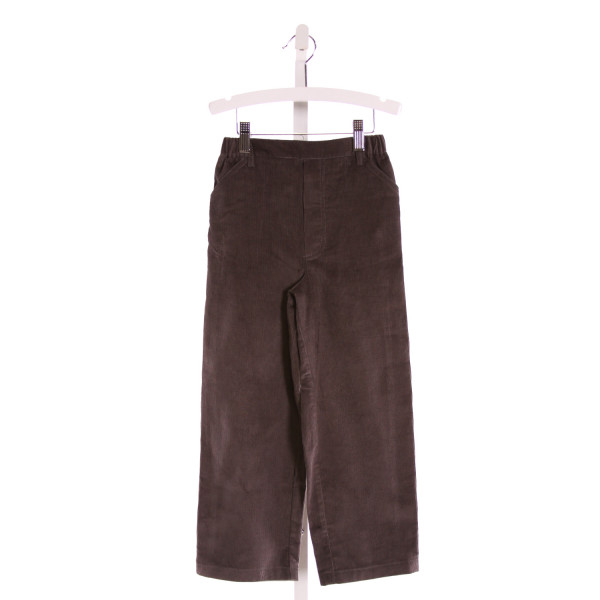 BELLA BLISS  BROWN CORDUROY   PANTS