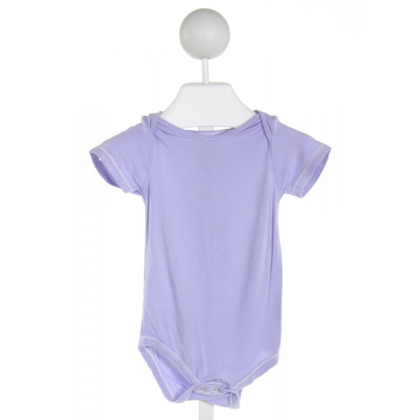 KICKEE PANTS  PURPLE    LAYETTE