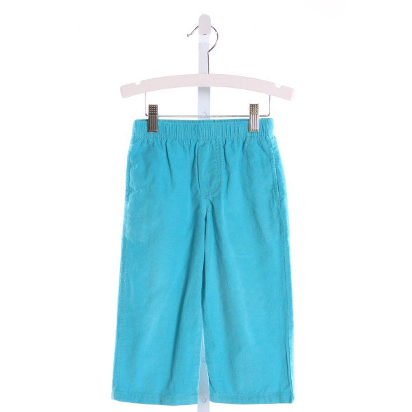 KELLY'S KIDS  LT BLUE CORDUROY   PANTS