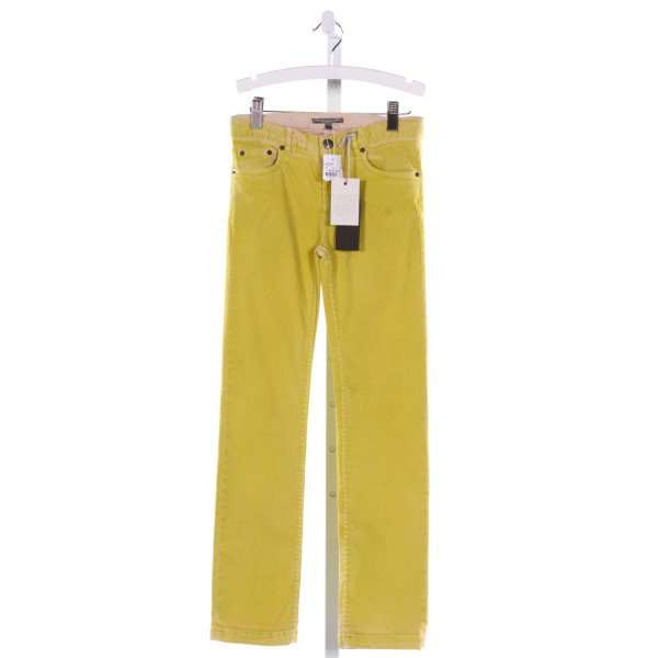 BONPOINT  YELLOW    PANTS