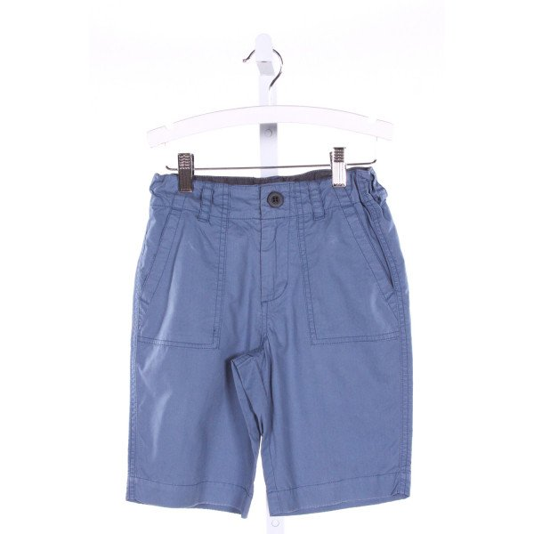PEEK  BLUE COTTON   SHORTS