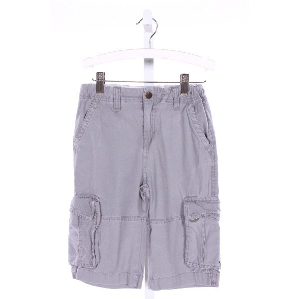 TUCKER & TATE  GRAY COTTON   SHORTS