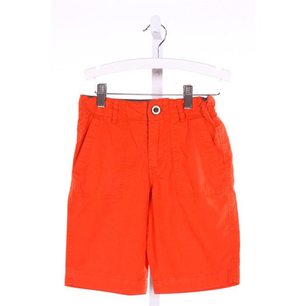 PEEK  ORANGE COTTON   SHORTS