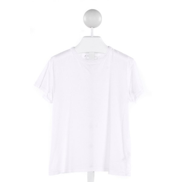 SPLENDID  WHITE    KNIT SS SHIRT