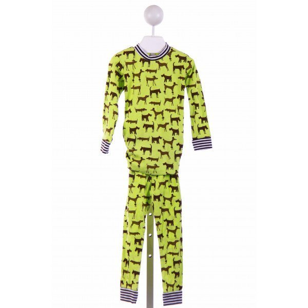 MIS-TEE-V-US  GREEN    2-PIECE OUTFIT