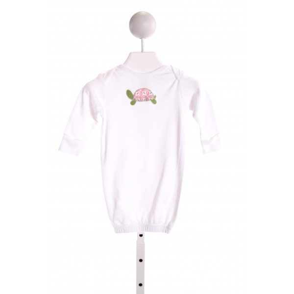 3 MARTHAS  WHITE   EMBROIDERED LAYETTE