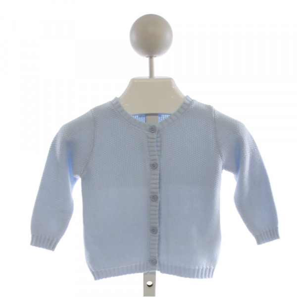 ANGEL DEAR  LT BLUE    CARDIGAN