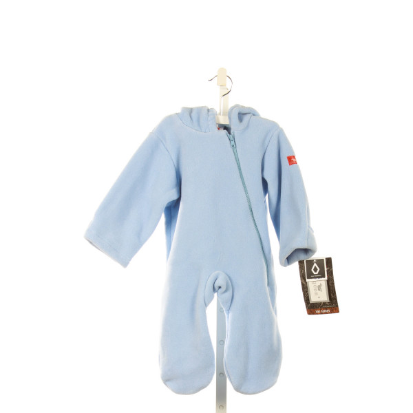 WIDGEON  BLUE    ROMPER