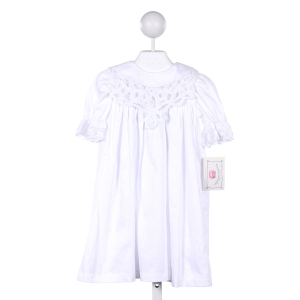 MARMELLATA  WHITE    CASUAL DRESS