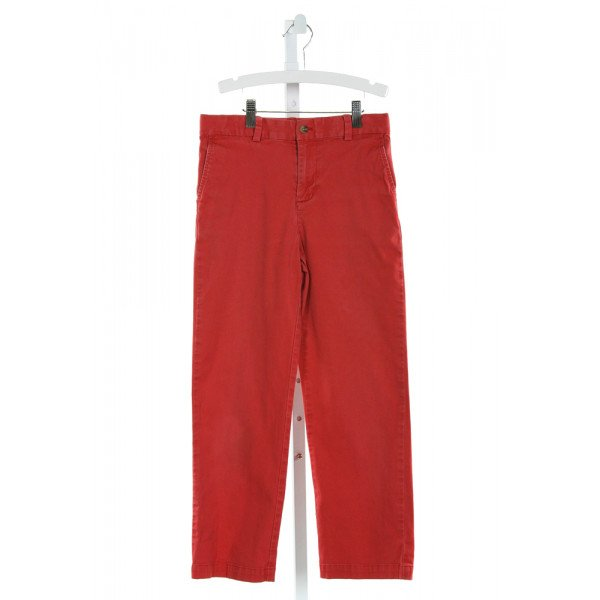 VINEYARD VINES  RED    PANTS