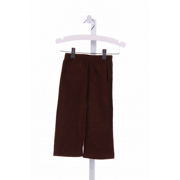 BLANKS BOUTIQUE  BROWN CORDUROY   PANTS