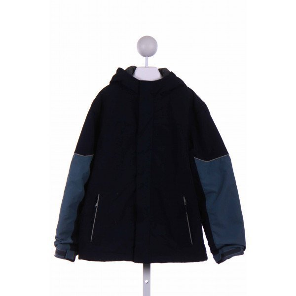 LANDS' END KIDS  NAVY    OUTERWEAR