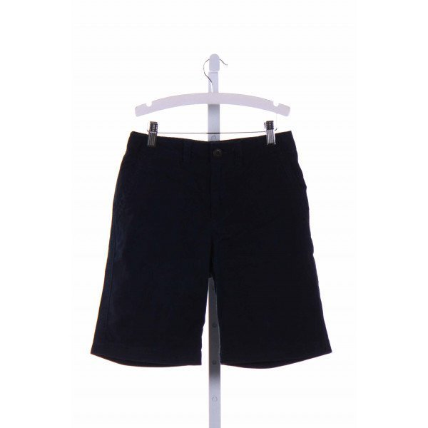 LANDS' END KIDS  NAVY    SHORTS