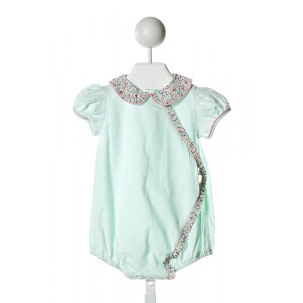 BLUE BUMBLEBEE  MINT    BUBBLE WITH RUFFLE